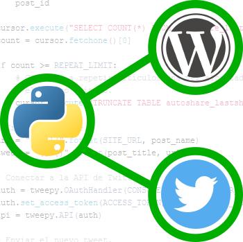 Script para compartir artículos de WordPress en Twitter