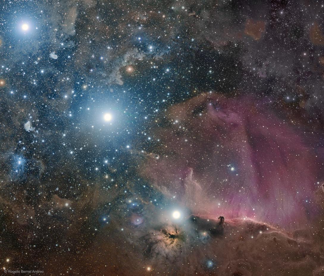 Obtener imágenes satelitales y telescópicas de la NASA (APOD)