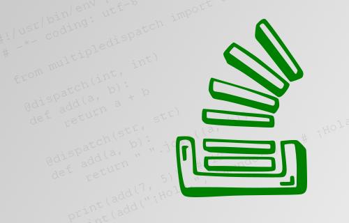 Sobrecarga de funciones o despacho múltiple en Python